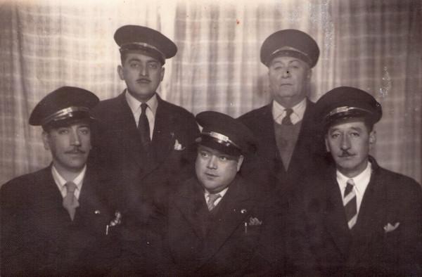 Directorio sindicato de inspectores ENT, c.1950